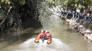 Bajada del Canal 2019.
