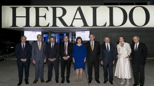 La defensa del periodismo de calidad centra los Premios Heraldo