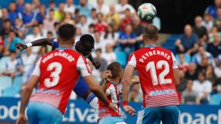 Real Zaragoza-Lugo en La Romareda