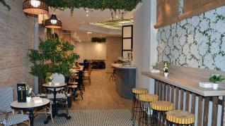 Restaurante Salamero 13, en Zaragoza.