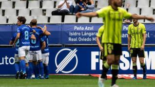Jornada 8: Oviedo-Real Zaragoza