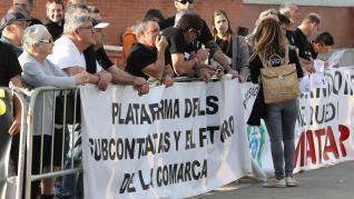Sánchez visita Teruel en un acto de precampaña