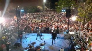 Fiesta en Fraga