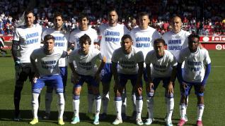 Numancia-Real Zaragoza.