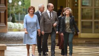 Celebración del décimo aniversario de la Ley de Servicios Sociales de Aragón.