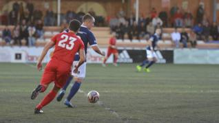 Fútbol. Regional Preferente- Caspe vs. Herrera.