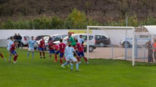 Fútbol. Tercera División- CD Brea vs. CD Teruel.
