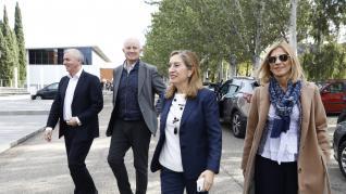 Ana Pastor visita Zaragoza