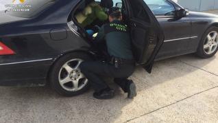 Dos detenidos en Fuentes de Ebro por un presunto tráfico de droga