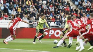 Jornada 15: Almería - Real Zaragoza