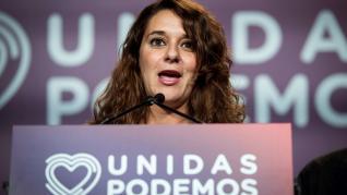 La sede de Unidas Podemos.