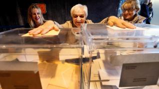 """Un invidente preside una mesa electoral: """"Hay que visibilizarlo como un hecho normal"""""""