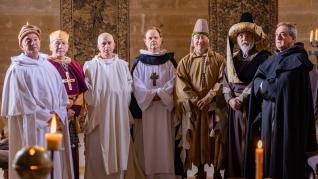 Acaba el rodaje de 'La roca en el mar', documental sobre la Corona de Aragón