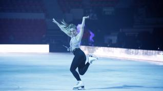 Ensayo de 'Revolution on ice'