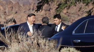 Visita relámpago del presidente chino Jinping a Tenerife entre fuertes medidas de seguridad