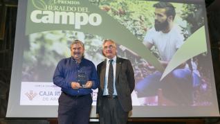 Entrega de los I Premios Heraldo del Campo.