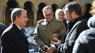 Acto de Homenaje en memoria de los Reyes de Aragón en San Pedro el Viejo.