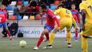 Fútbol. Tercera División- SD Tarazona vs. Robres.