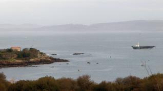 Narcosubmarino con 3.000 kilos de cocaína en Galicia