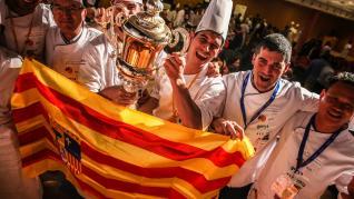 Aragón gana el campeonato de España de Cocina de la mano de los hermanos Carcas, de Casa Pedro