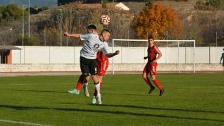 Fútbol. Regional Preferente: Calatayud vs. Caspe.