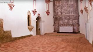 Evolución del castillo de Montearagón. El antes y el después de las obras.