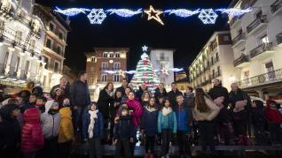 La Navidad llega a Teruel