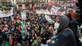 National strike in Fr (33263165)