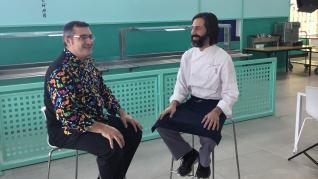 Entrevista2 en Liceo Europa con Martín Goldman