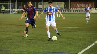 Fútbol. Segunda B- SD Ejea vs. Levante B.