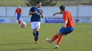 Fútbol. Regional Preferente- Alcorisa vs. Caspe.