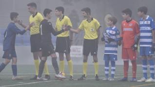 Segunda jornada de la Aragón Cup