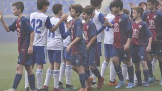 Último día de la Aragón Cup