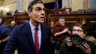 Investidura de Pedro Sánchez: segunda votación en el Congreso