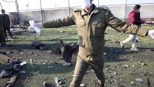 Un avión ucraniano se estrella en Teherán y fallecen sus 170 pasajeros