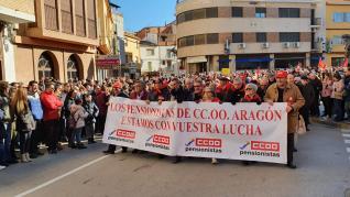 La manifestación de este sábado en Andorra ha reunido a 3.000 personas, según los convocantes