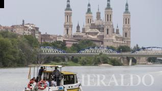 Bellas estampas de la Basílica del Pilar de Zaragoza