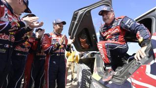 Carlos Sainz gana el Dakar 2020