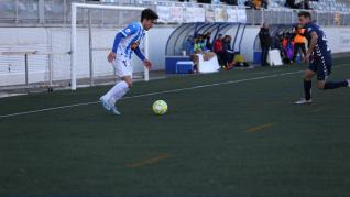 Fútbol. Segunda B- SD Ejea vs. Llagostera.