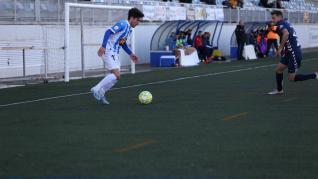 Fútbol. Segunda B- SD Ejea vs. Llagostera.