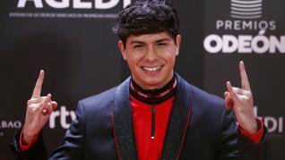 Gala de los primeros Premios Odeon en Madrid