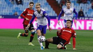 Real Zaragoza-Mallorca, partido de dieciseisavos de fina de la Copa del Rey en La Romareda