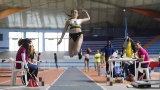 Nacional sub-16 de atletismo en Zaragoza