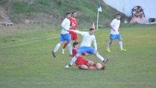Fútbol. Regional Preferente- Morata vs. Caspe.