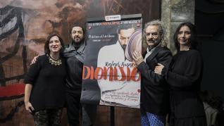 'Dionisio', de Rafael Amargo, llega al Teatro Principal