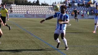 Fútbol. Segunda B- SD Ejea vs. Andorra.