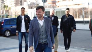 Presentación de Yawad El Yamiq como nuevo jugador del Real Zaragoza.