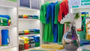 Textil de baño de Casa Benetton, la nueva colección diseñada junto a Bergner Europe.