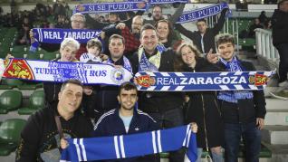 Partido Elche - Real Zaragoza