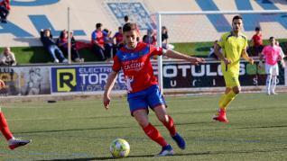 Fútbol. Tercera División- Tarazona vs. Almudévar.